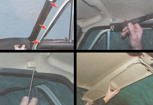"""Замена стекла на ВАЗ своими руками """" Ремонт авто своими руками, видео и руководства по ремонту"""