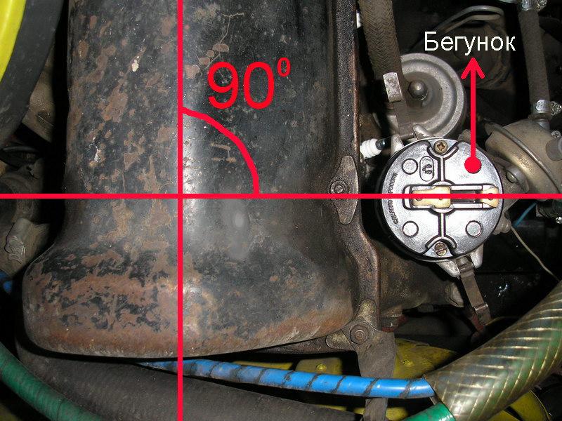 Регулировка зажигания ваз 2107 электронное своими руками