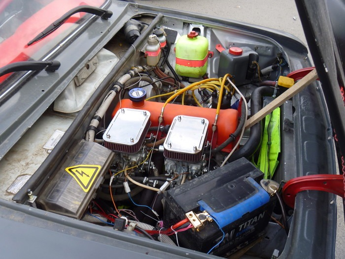 Как форсировать двигатель своими руками 153